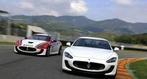 玛莎拉蒂将推新款跑车图片