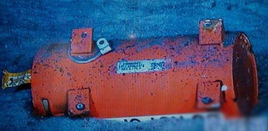 法航空难客机黑匣子公布