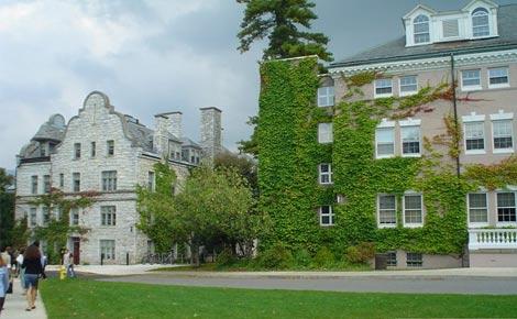 威廉姆斯学院校园风光-威廉姆斯学院蝉联最佳大学图片