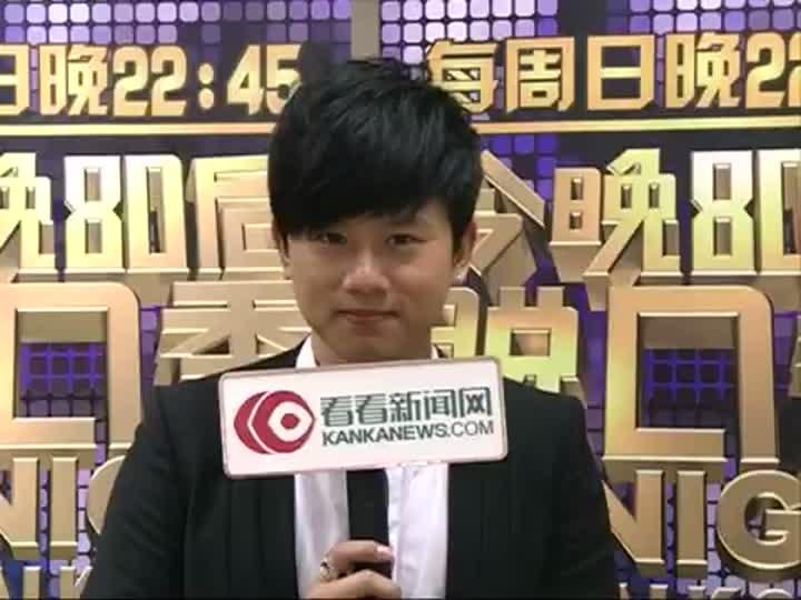张杰为高考考生演唱《年轻的战场》