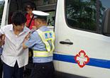 20辆救护车待命  高考急救准备就绪
