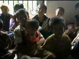 缅甸若开邦骚乱致食品短缺 民众生活艰