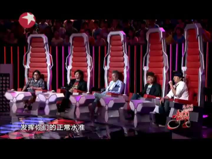 声动亚洲20120726:32强刘雪婧《我的未来不是梦》