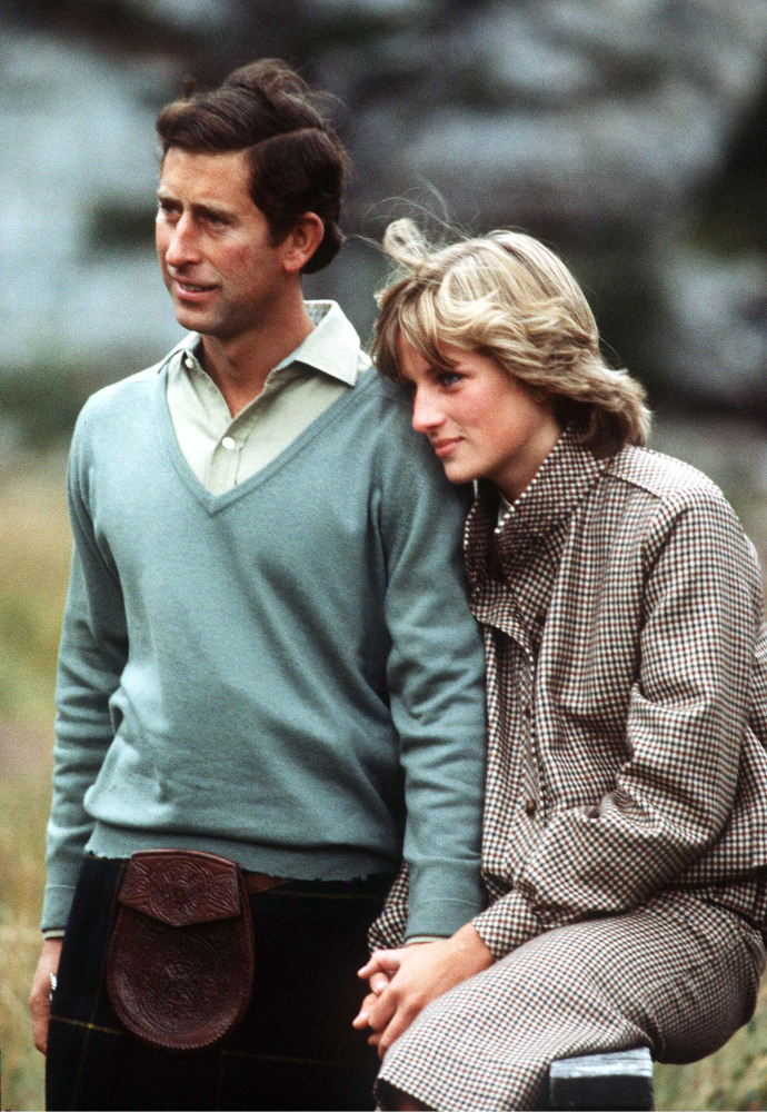 英国王妃戴安娜逝世15周年 盘点戴妃生前珍贵美照