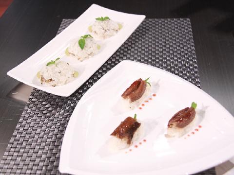 魏瀚-鳝鱼寿司和米饭堡