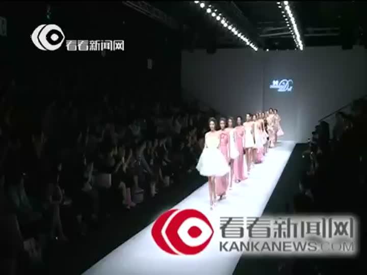 上海时装周开幕大秀:何国钲20