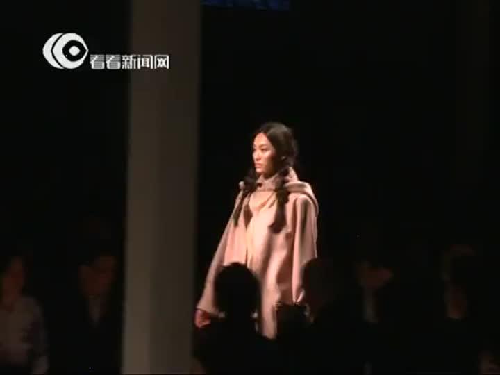 上海时装周:VERA WANG