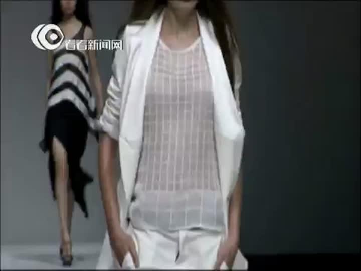 上海时装周:NATHAN JE
