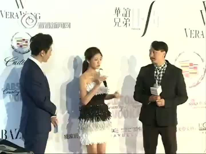 安以轩:先选婚纱 再定嫁给谁