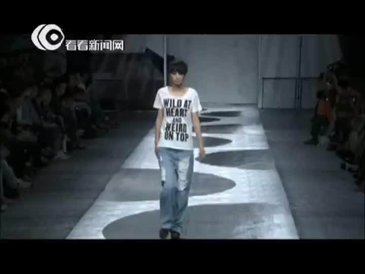 上海时装周:CHEAP MON