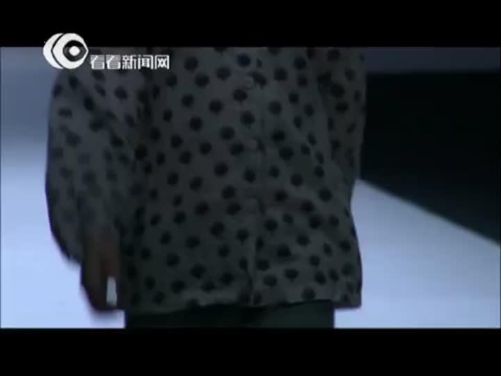 上海时装周2013:春夏Jnb