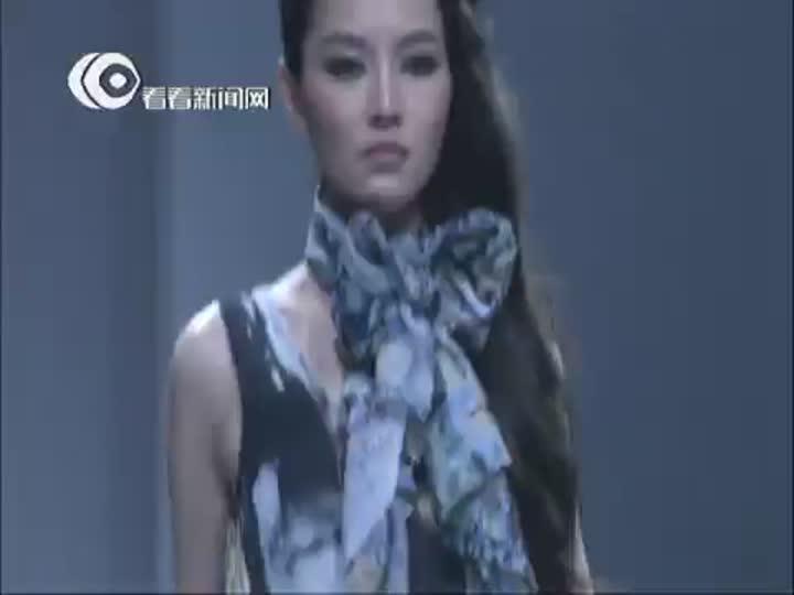 上海时装周2013春夏:JUM