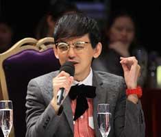 台湾综艺界主持天王:黄子佼