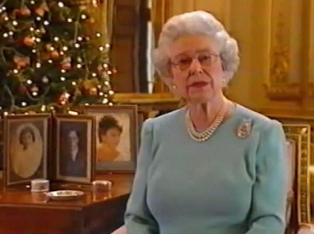 英国女王首次以3D技术录制圣诞讲话 盘点伊丽莎白二世女王70年来圣...图片 57503 634x474