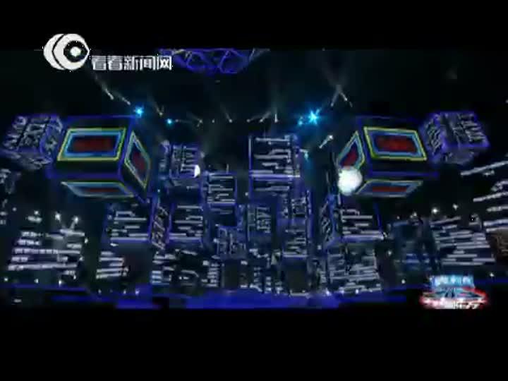 视频:东方卫视跨年盛典  韩国人气男团Z