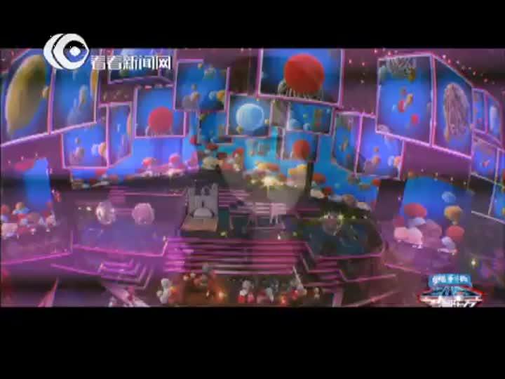 视频:东方卫视跨年盛典 范范范玮琪甜蜜回
