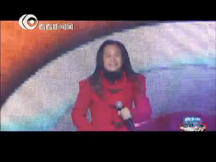 视频:东方卫视跨年盛典  草蜢乐团献唱经