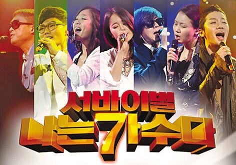 已完結韓綜節目 我是歌手線上看