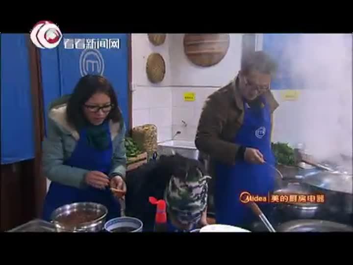 《顶级厨师》20130213第二季春节特别节目无广告完整版1