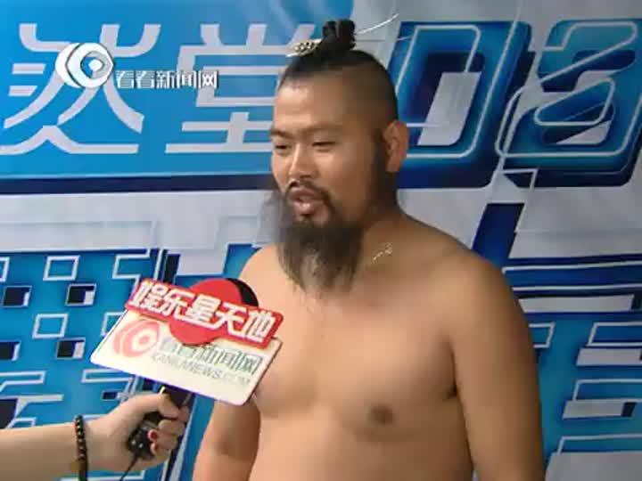 舞林争霸:苗族汉子银旺喜悦狂舞