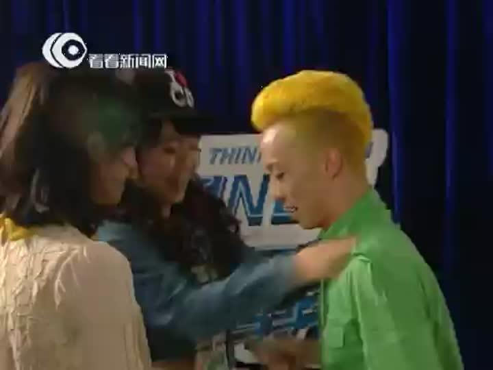 舞林争霸:黄潇用舞蹈说出真心话