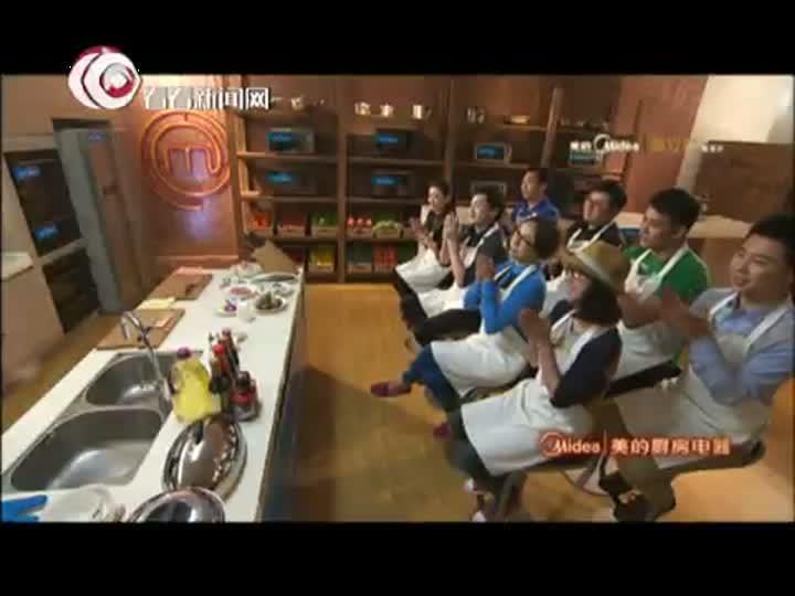 《顶级厨师》20130314:大师讲堂之怎样在三十分钟内做三