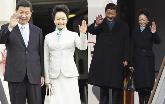 淘宝店 第一夫人 同款大衣最高价飙到900万 网友揭 彭丽媛style 幕后