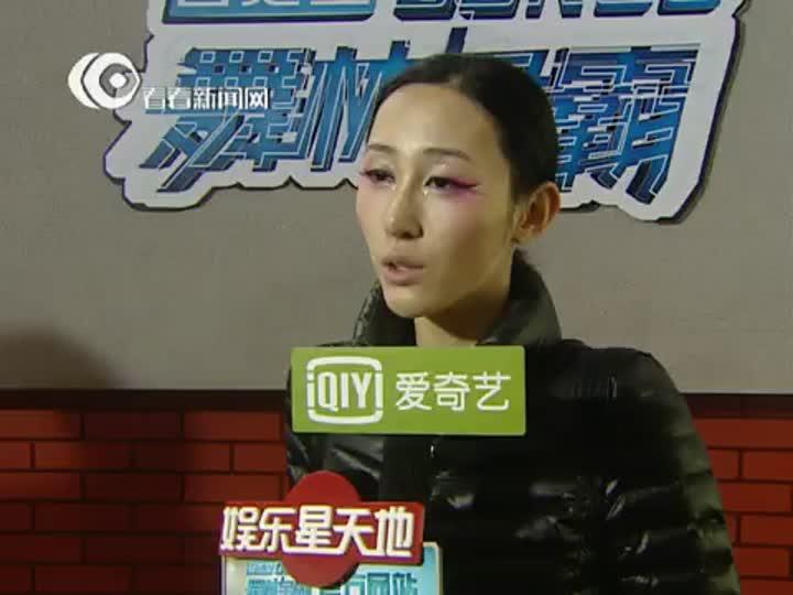 舞林争霸:朱洁静带病坚持上阵 最高兴陈小春的肯定