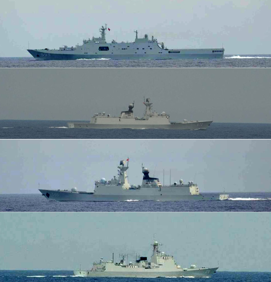 日媒称日本或在石垣岛部署部队监视中国军事动向