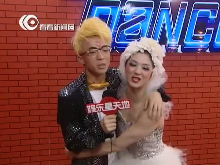 舞林争霸:黄潇唐诗逸新搭档新挑战上演逆袭