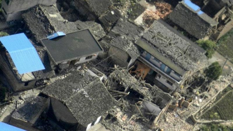 四川芦山7.0级地震_四川雅安7.0级地震|看看新闻网