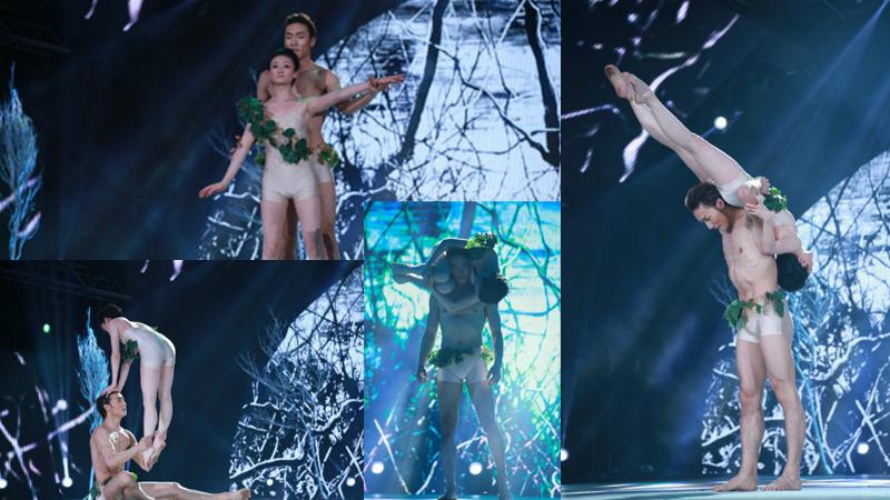 舞林争霸总决选:张傲月 现代舞《伊甸园》