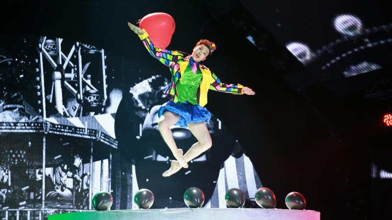舞林争霸总决选:杨帅 现代舞《心灵之歌》