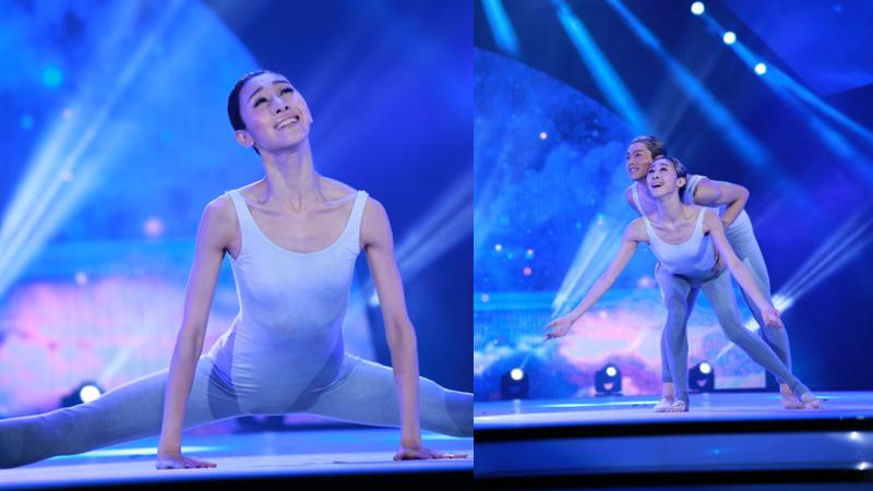 舞林争霸总决选:朱洁静 现代舞《天空》