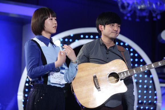 清新派代表 嗓音酷似林俊杰-梦之声最强音选手PK 新鲜货叫板回锅肉
