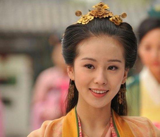 【组图】《美人心计》馆陶公主戚薇少年太平公