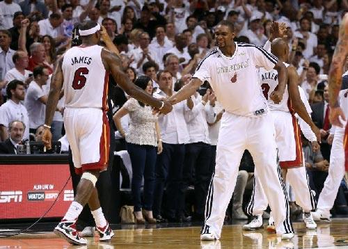热火vs马刺6月10日NBA总决赛第二场技术统计 詹姆斯麦蒂邓肯数据综述图片