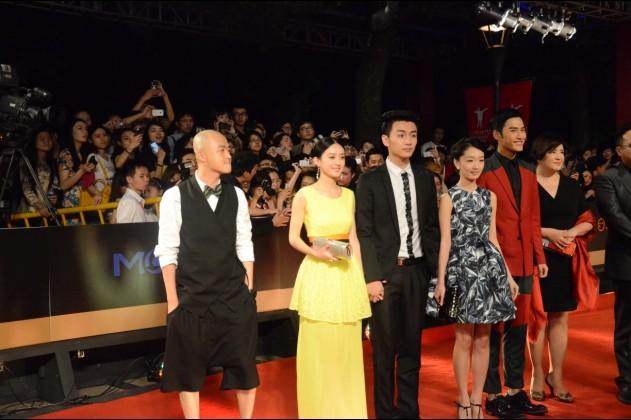 【高清独家】上海国际电影节:《陆贞传奇》