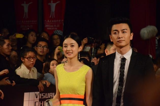 【高清独家】上海国际电影节完整红毯秀陆贞