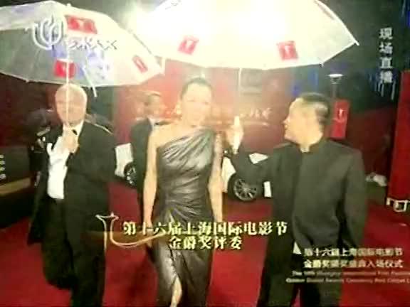 第16届上海国际电影节金爵奖闭幕式:评审