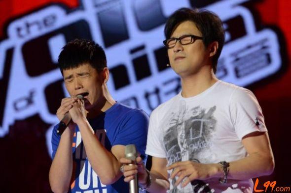 苏梦玫舌吻褚乔疑背后另有隐情 中国好声音升级中国好表演