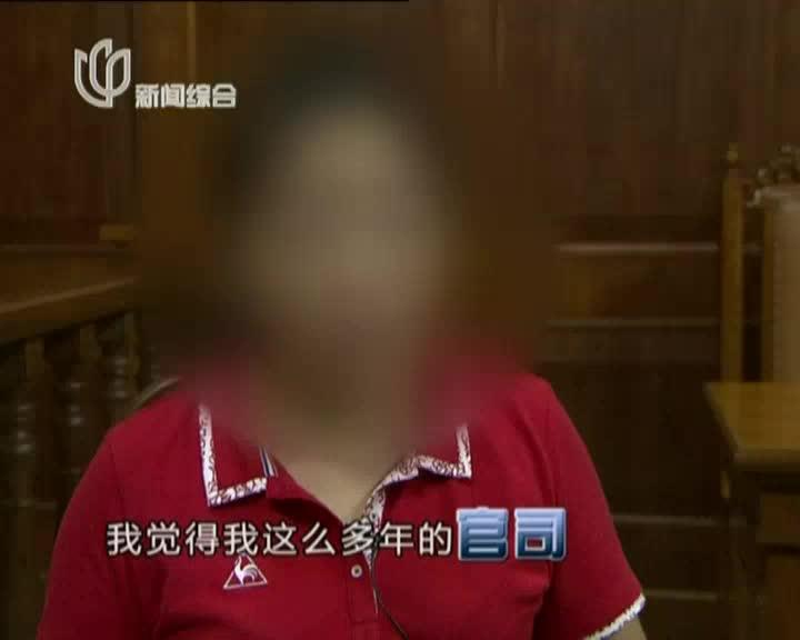 """庭审纪实20130817:夺子""""战争"""""""