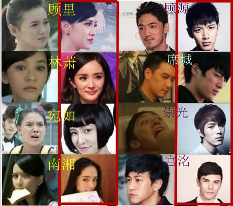小泰躹�'���y�9����_《小时代》电视剧版确定9月播出不惧电影版陈意涵PK杨幂有信心