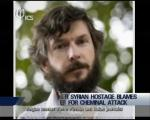 Former Syrian hostage blames rebels for chemical attack  叙利亚前人质就化学武器袭击指责叛军