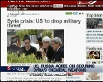 "US, Russia agree on securing Syria""s"