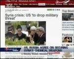 US, Russia agree on securing Syria