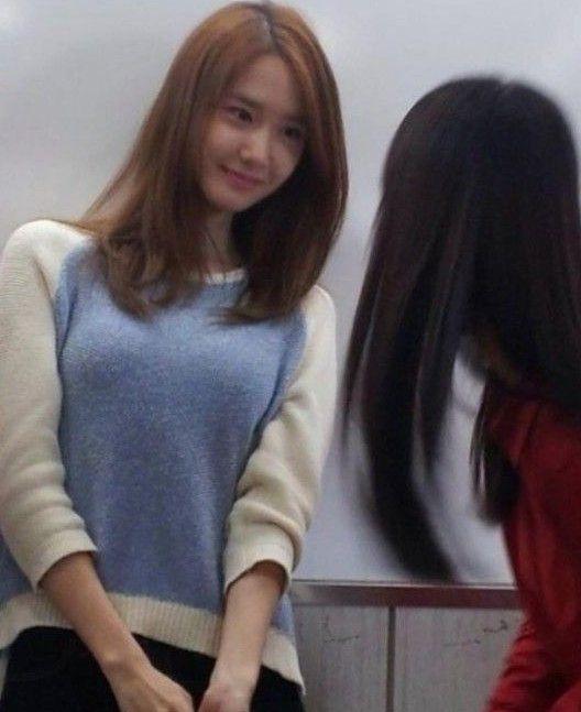【组图】东大女神!少女时代Yoona林允儿素颜