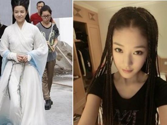 陈妍希PK赵丽颖于正版《神雕侠侣》众主演剧