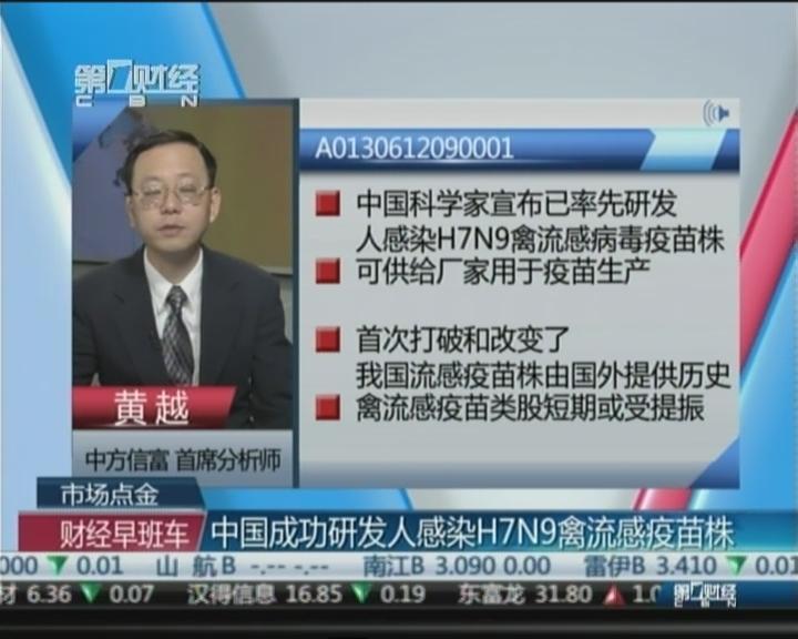 h7n9疫苗研发_关注H7N9禽流感|看看新闻网