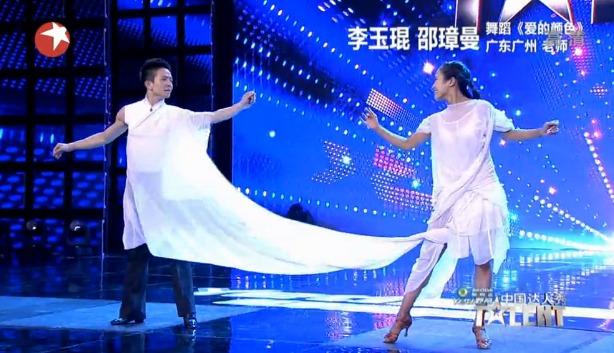 中国达人秀第五季第五期:痴心女友为丝巾定情有怨无悔